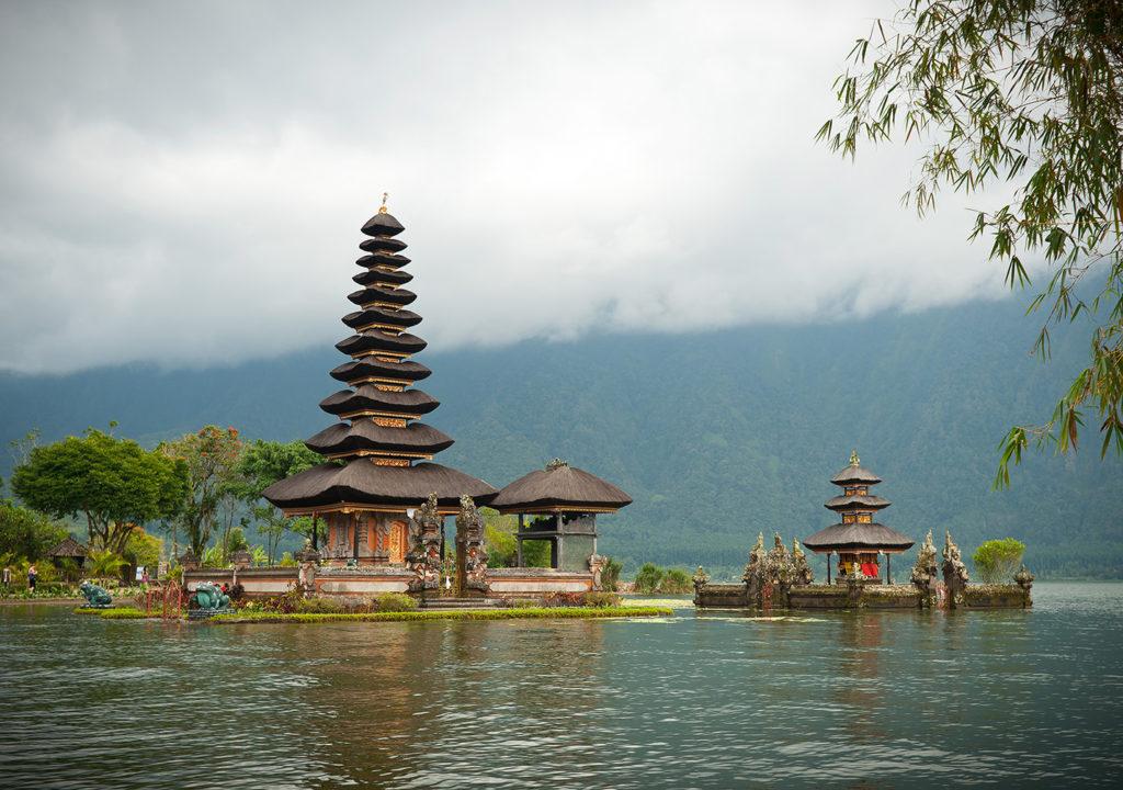 Пейзажи острова Бали