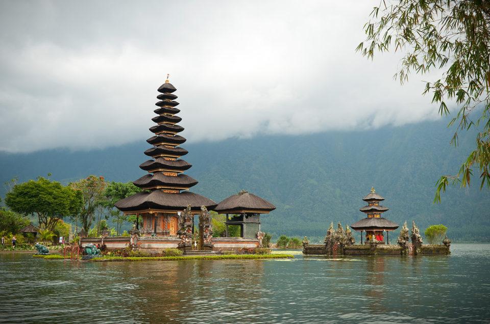 Фотограф на острове Бали – подборка пейзажей.