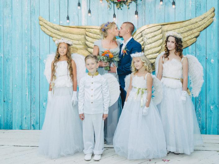 Дарья и Дмитрий: Свадьба в Строгино