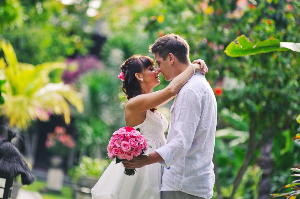 Фотосессия на Бали :: Андрей и Ольга