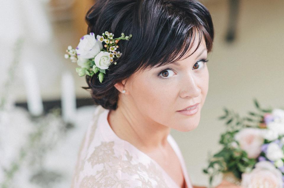 Утро невесты в стиле будуар :: Ольга