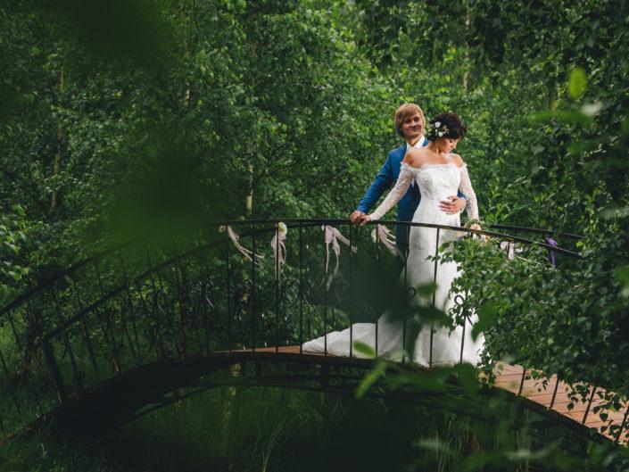 Анатолий и Ольга :: Свадьба в кругу друзей