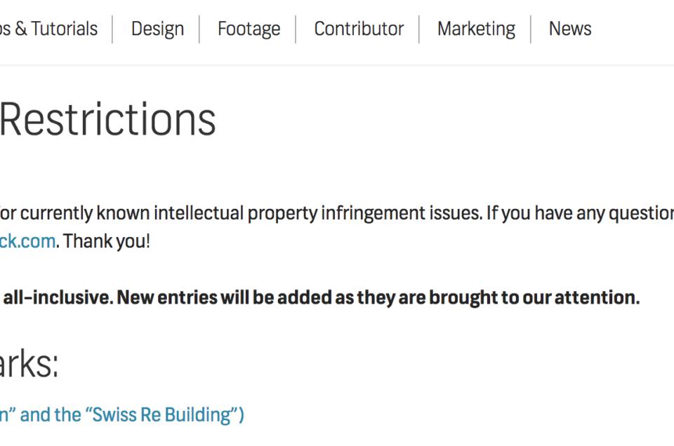 Можно или нельзя загрузить на Shutterstock – ограничения и запреты