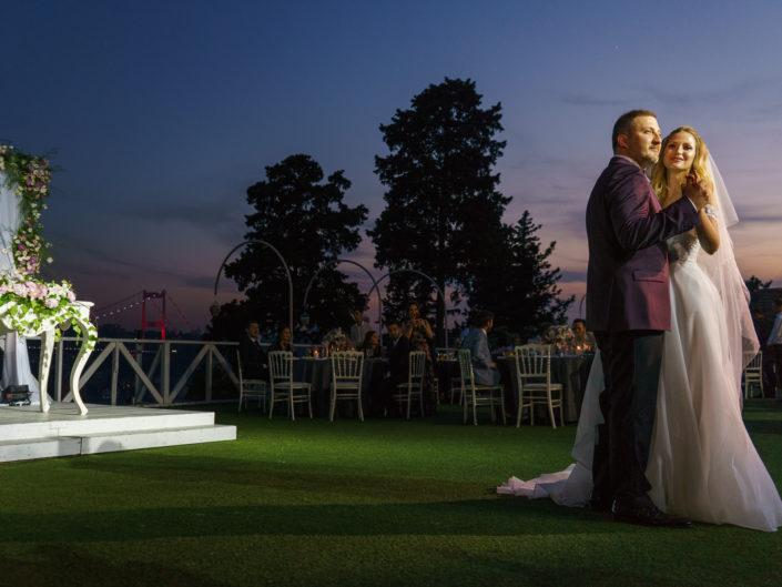 Свадьба в Стамбуле: Беркай и Оксана