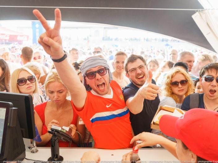 Fanfest Сочи 2018 :: Фанзона в Сочи во время ЧМ 2018