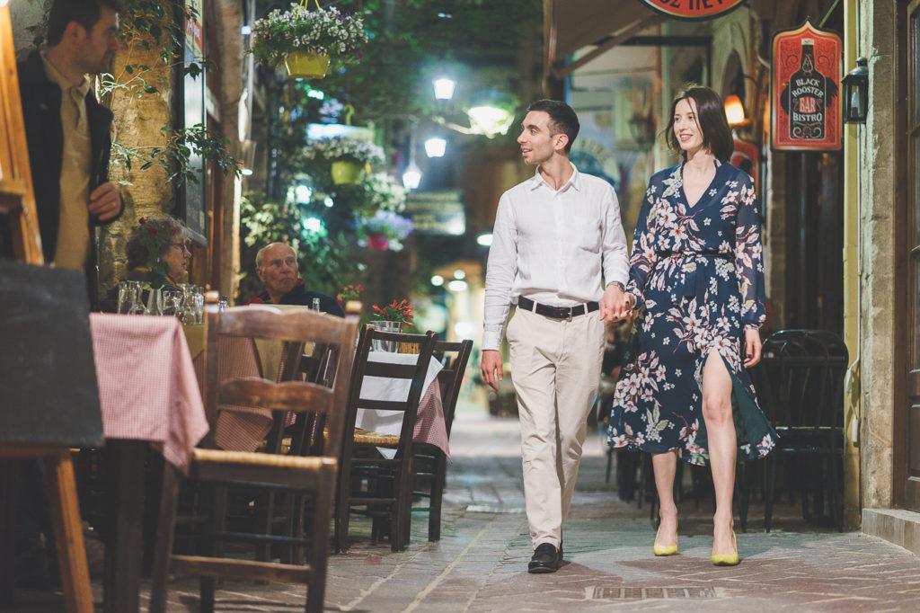 Lovestory на Крите