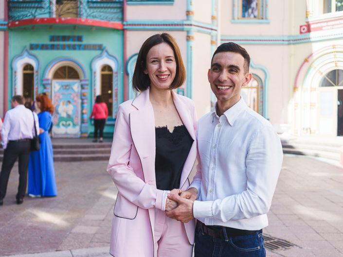 Свадьба: Рустам и Марина